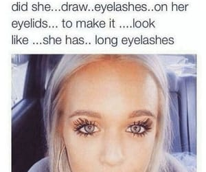 draw, eyes, and memes image