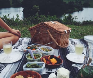 delicious, food, and picnic image