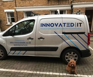 it support london image