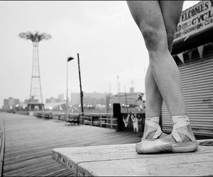 ballet, ballet shoes, and beautifull image