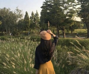 ulzzang and nature image