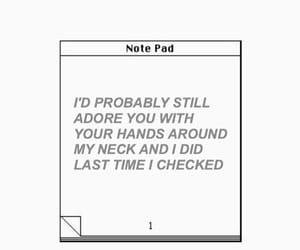 back and white, background, and Lyrics image