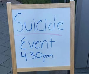 meme and suicide image