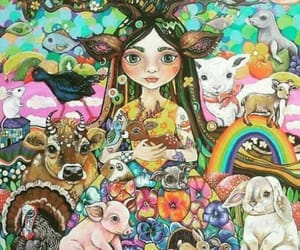Animales, animals, and vegan image