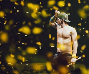 josh dun, band, and twenty one pilots image