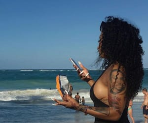 curls, curly, and goals image