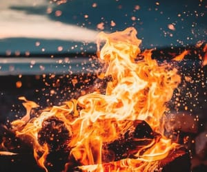 fire and tumblr image