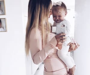 babies, baby, and daughter image