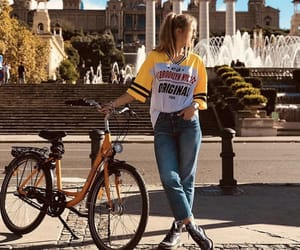 barcellona, bike, and city image