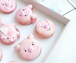 dessert, food, and pink image