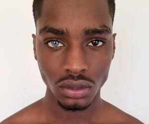 boy, model, and melanin image