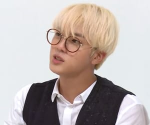 jin, bts, and cyber image