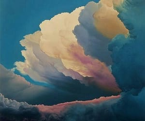 appreciation, clouds, and art image
