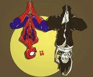 spiderman, boku no hero academia, and bnha image
