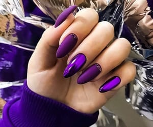 aesthetic, purple, and color image