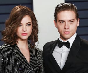 dylan sprouse, barbara palvin, and handsome image