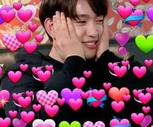 hearts, kpop, and memes image