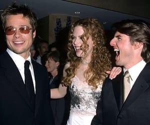 brad pitt, Nicole Kidman, and Tom Cruise image