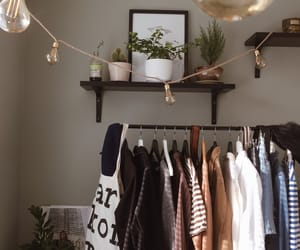 clothes, decoration, and flower image