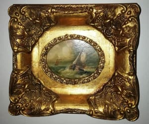 adventure, ship, and art image