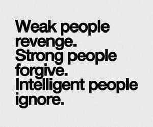 quotes, intelligent, and weak image