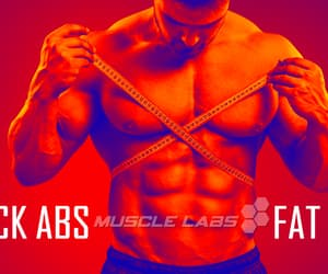 article, muscle labs usa, and 6 pack image