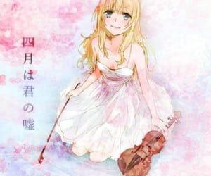 anime, anime girl, and shigatsu wa kimi no uso image