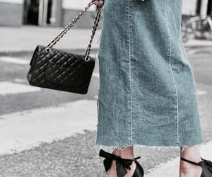 bag, chanel, and chic image