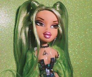bratz, dolls, and fashion image