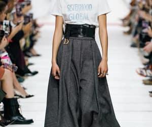 fashion, vogue, and skirt image