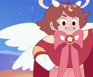angel, animation, and cartoon image