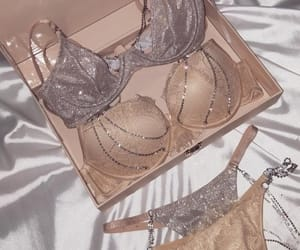 lingerie, luxury, and fashion image