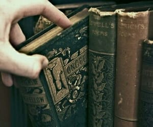 book and hands image