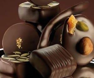 chocolate, sweet, and yummy image