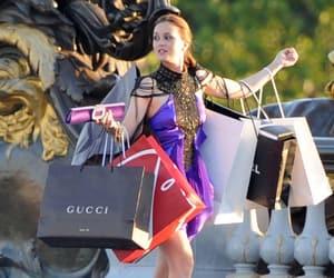 shopping, gossip girl, and blair waldorf image
