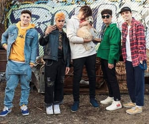 Nick Mara, prettymuch, and edwin honoret image