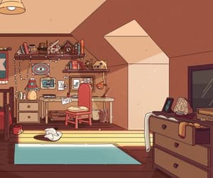 animation, cozy, and hilda image