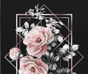 flora, walpapper, and çiçek image