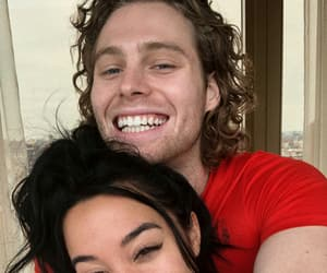 couple, cute, and sierra deaton image