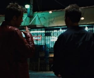 cinematography and fight club image