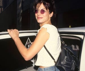 sandra bullock, 90s, and actress image