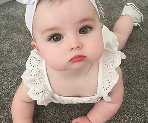 baby, beautiful, and love image