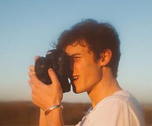 camera and shawn mendes image