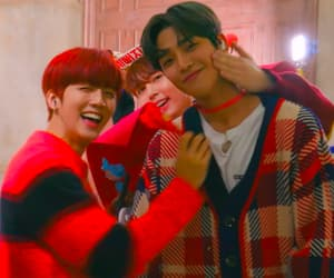 lq, rowoon, and kim seokwoo image