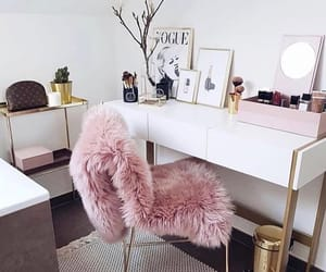 home, pink, and makeup image