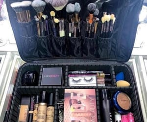 beauty, mac, and shoes image