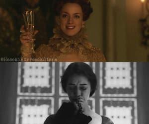 elizabeth I, mary stuart, and reing image