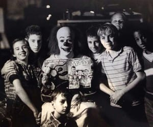 it, Stephen King, and pennywise image