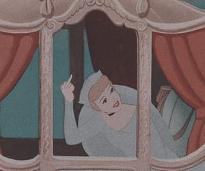 cinderella, dark, and dark disney image