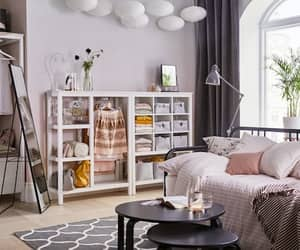bedroom, dorm, and room image